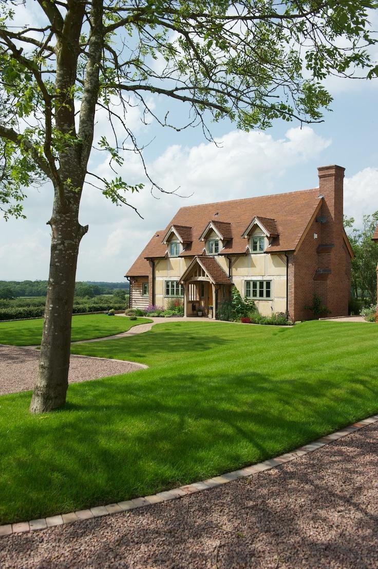 Border Oak - Halfpenny Cottage