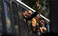 Se retrasa la llegada a Cisjordania de un grupo de 18 palestinos excarcelados, por el acuerdo de Gilad Shalit