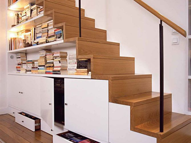 183 best escaliers images on Pinterest Interior stairs, Attic - calculer la surface d une maison