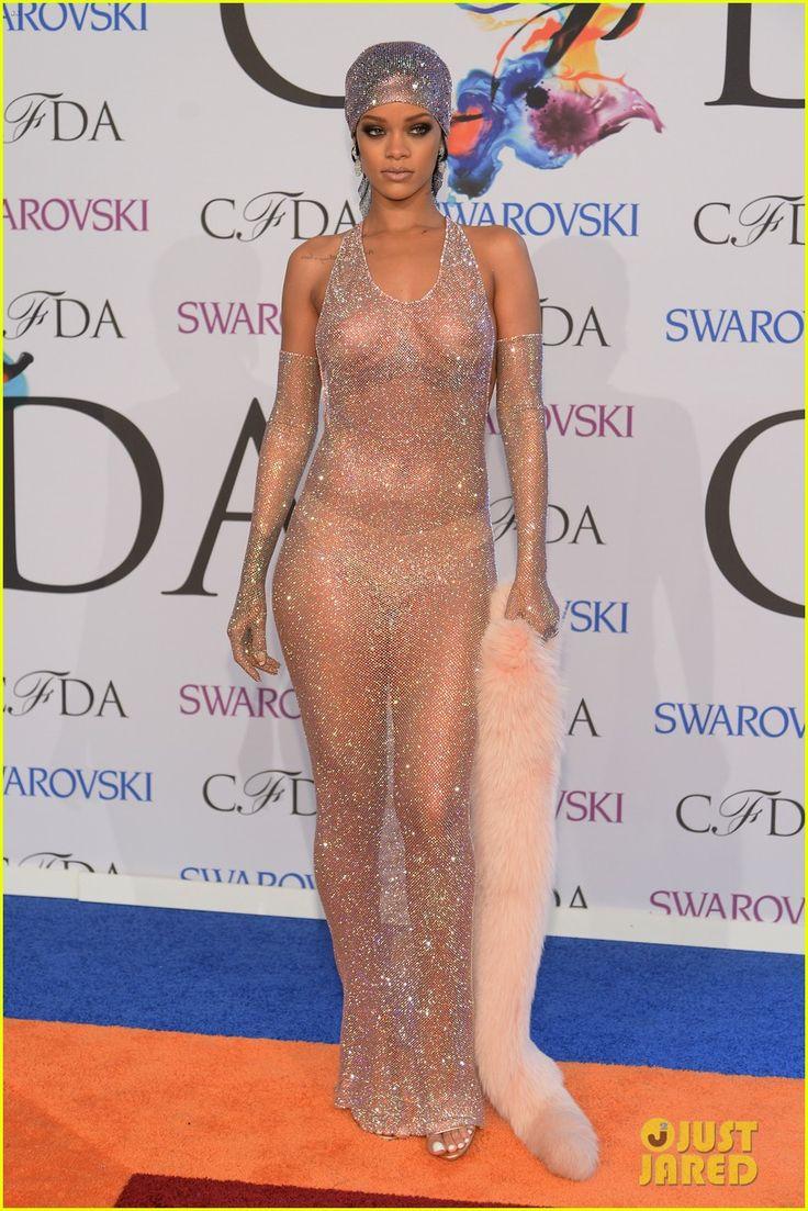rihanna photos at cfda fashion awards | Thread: Rihanna in Adam Selman: CFDA Fashion Awards in NYC (6/2/2014 ...