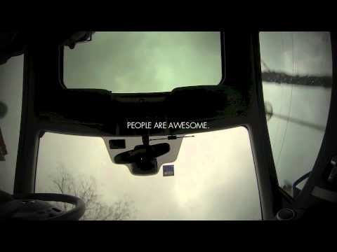 Drive Video With GoPro Hero 3 Camera