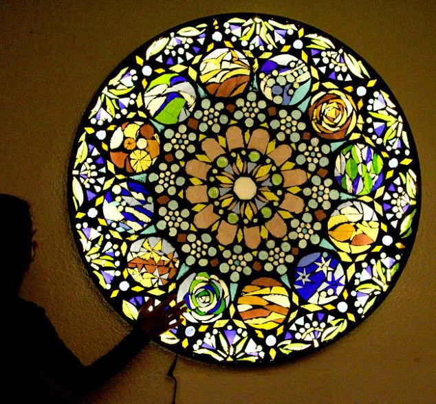 Stained Glass Coffee Table Book: 17 Best Ideas About Glass Table Top On Pinterest