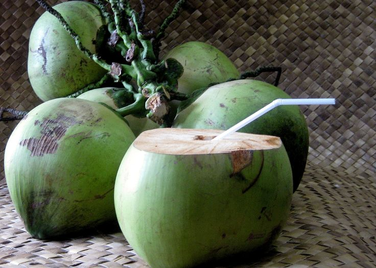 Just replace the #soft #drink with #Coconut #water