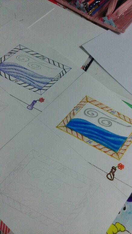 Desenho ilustrativo