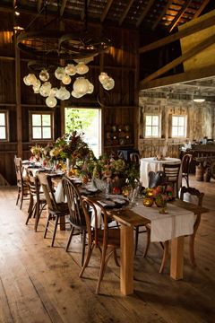 Rustic Wedding Venues for the Seattle Bride!