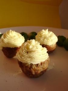 meatloaf cupcake