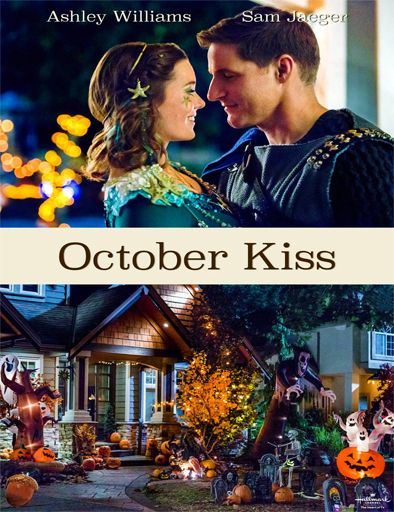 Poster de October Kiss (Una nanny muy especial)
