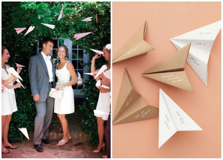 aeroplani di carta