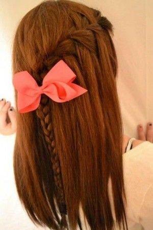 Pretty Cute Hairstyles for Long Hair