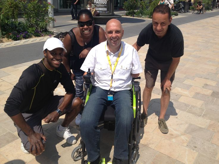 Rencontre avec un homme exceptionnel : Philippe CROIZON