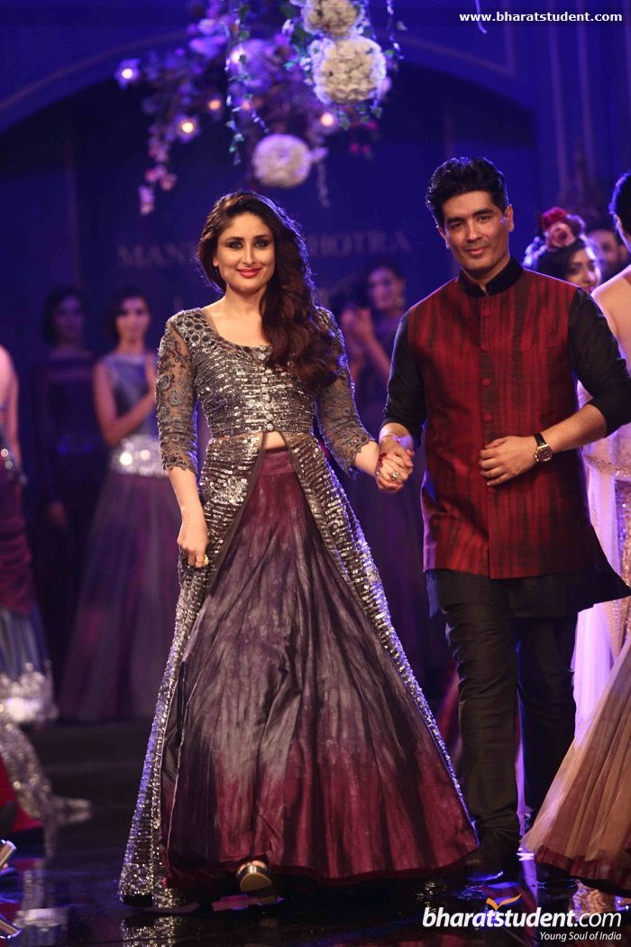 Manish Malhotra Show at LFW Winter/Festive 2014 - Grand Finale