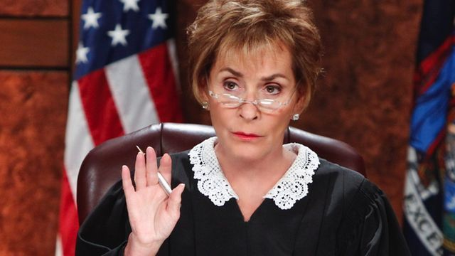 Judge Judy has been on air for 20 seasons -- really! She even set a Guinness World Record for longest-running TV judge! -- and over the years has seen quite a few baloney cases. But maybe none more so than that of Dumb and Dumber. The clip is actually from a 2010 episode, but only recently went viral