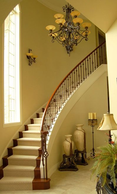 Best 94 Best Images About Stairs On Pinterest Railing Design Foyers And Staircase Design 400 x 300