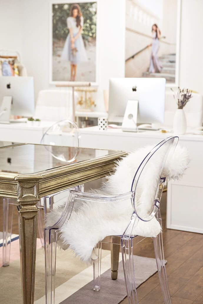 Touring The Luxurious Lavender Office And Showroom Of Kim Le Pham   Glitter Guide