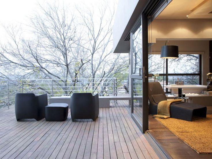 teras rumah minimalis kontemporer 20 Inspirasi Teras Rumah Minimalis 2013