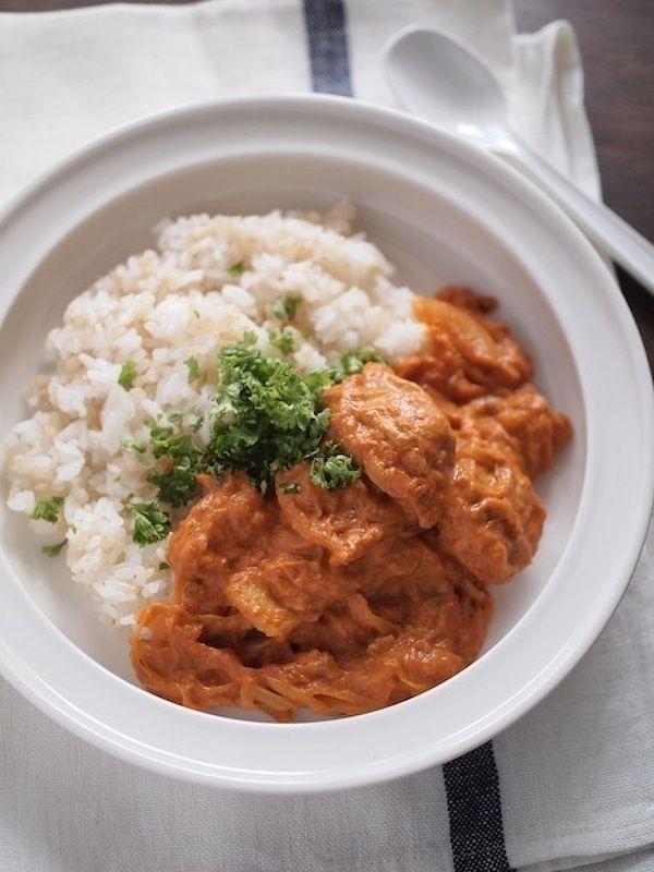 グルテンフリーなトマトチキンカレー by たかはしひろこ | レシピサイト「Nadia | ナディア」プロの料理を無料で検索