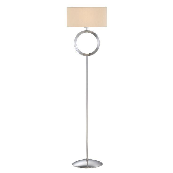 The Brock Floor Lamp Is A Contemporary Style Lighting That Would Look Great In Dining