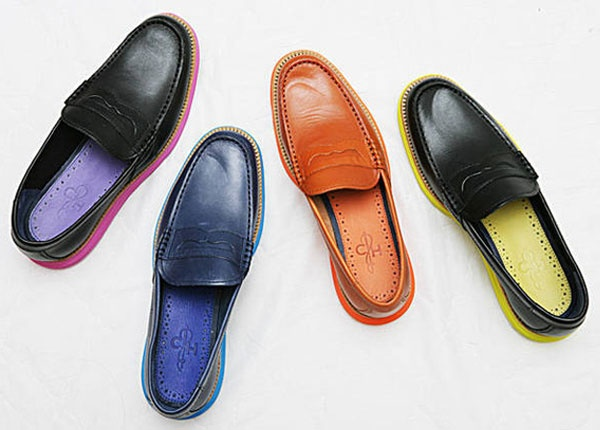 lunargrand cole haan- Penny loafers too.... choices choices