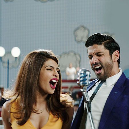 "Dil Dhadakne Do movie Title Mp3 Song will launched today in Mumbai. Dil Dhadakne Do (2015) Song Sung by Priyanka Chopra and Farhan Akhtar. Dil Dhadakne Do cast & crew will host this event on Thursday at 4 pm. The film's Twitter account @DDDTheFilm tweeted the above picture and wrote, ""The #DDDTitleTrack out today at …"
