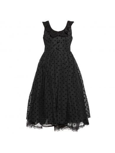 MARC JACOBS Marc Jacobs Abito Nero. #marcjacobs #cloth #dresses