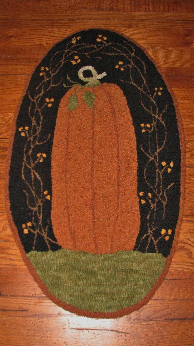 1000 Images About Penny Rugs Wool Felt Applique On
