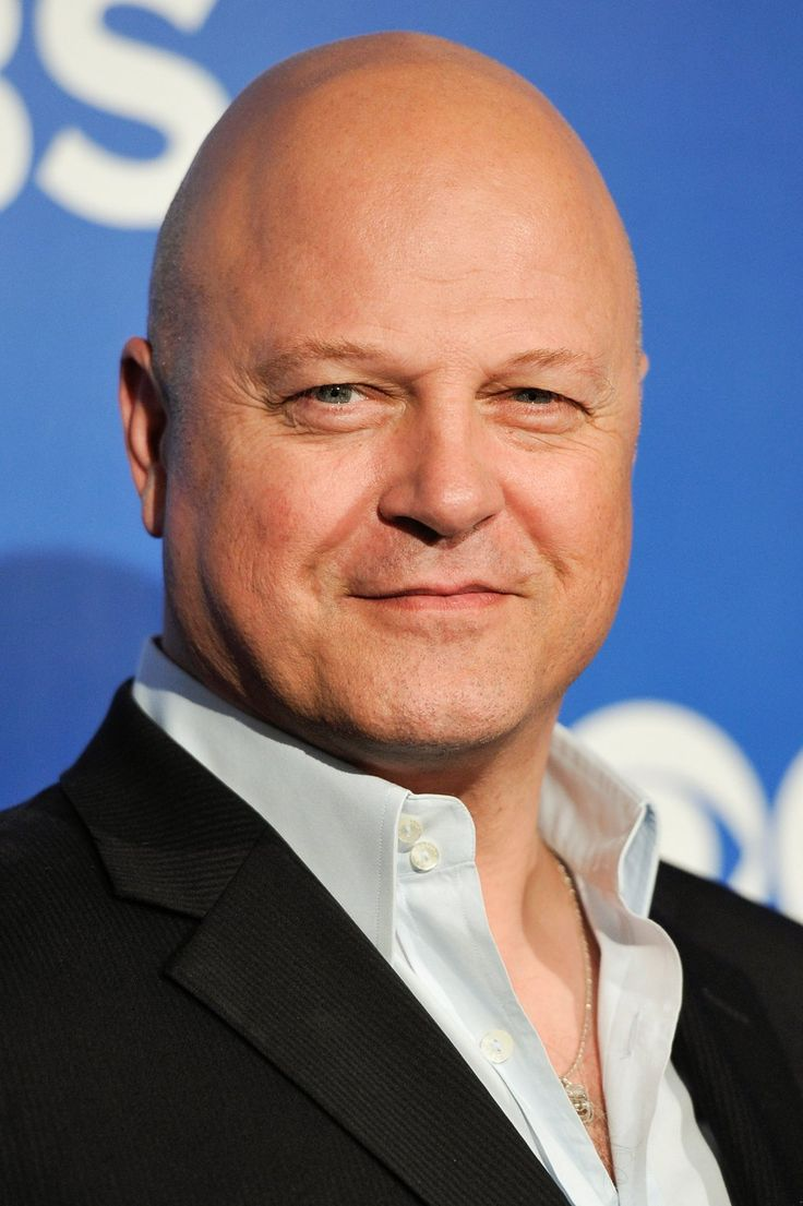 JASPER JAMES: one of the lead researchers on the Morpheus Project.  (Photo of actor Michael Chiklis)