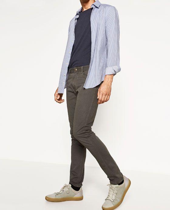 BASIC COMFORT JEANS fra Zara, 179 kr.