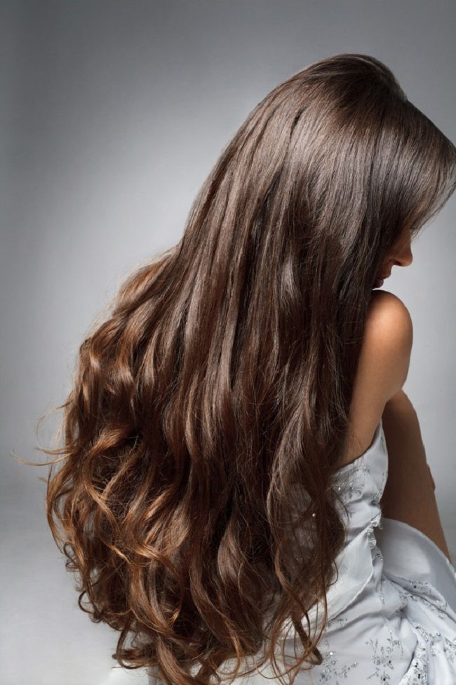 rules for a healthy hair in the winter time