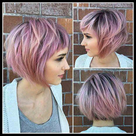 20 Kurze Trendige Haarschnitte #FrauenFrisuren, #Frisuren,…