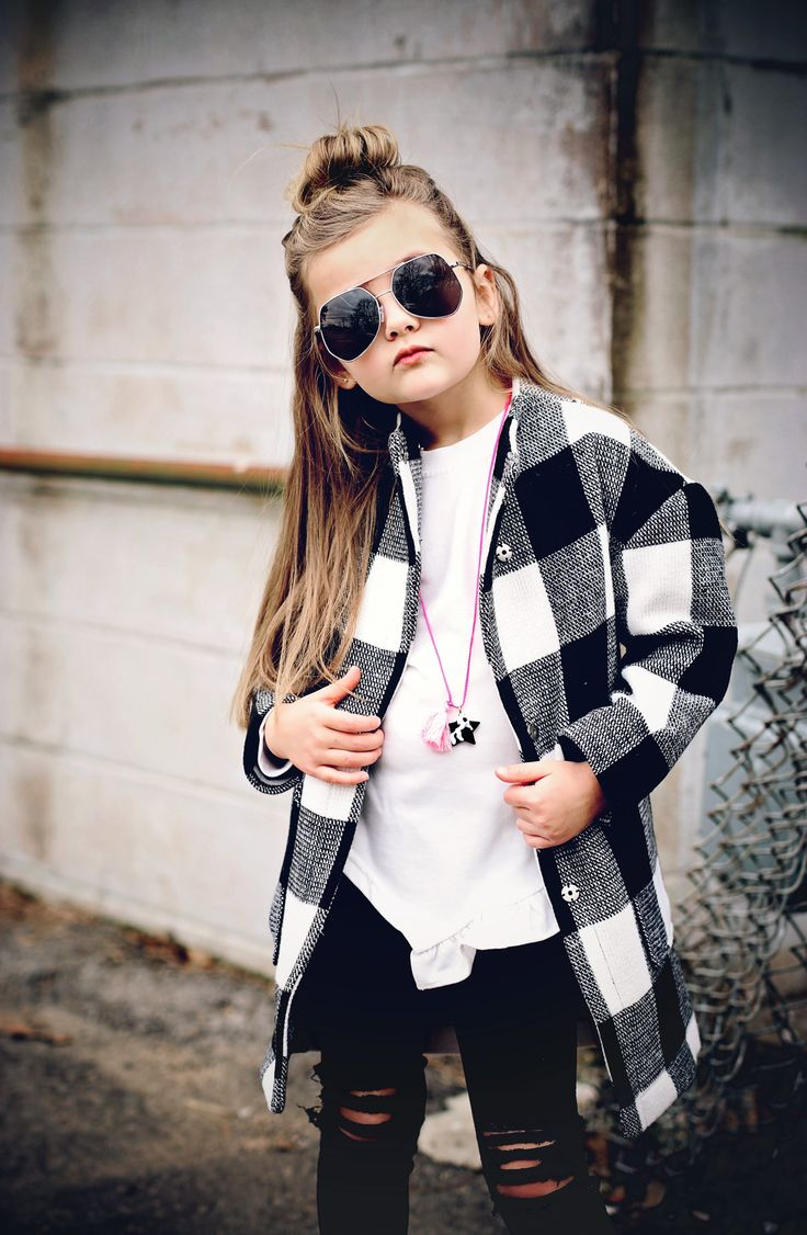 Kids Coat, Winter Style, Girls Accessories #chasinivy