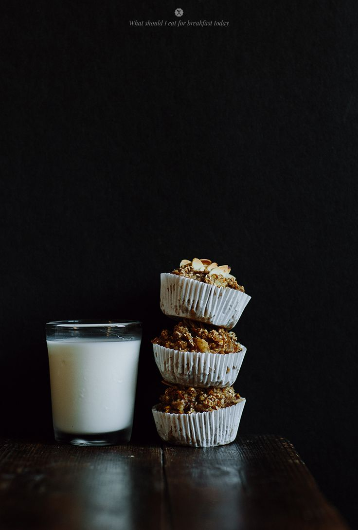 Millet and oat muffins / Marta Greber (low fructose)