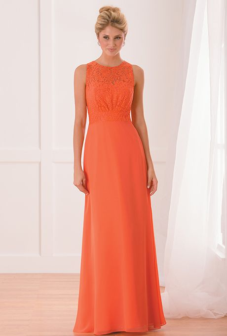 25  best ideas about Orange bridesmaid dresses on Pinterest ...