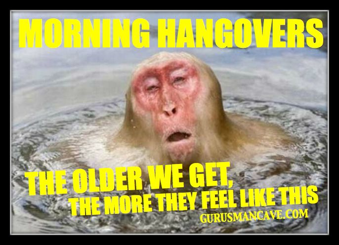 Funny Memes For Hangovers : Best images about guru s man cave funny quotes on