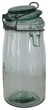 French Canning Jar - eclectic - Food Containers And Storage - New York - Second Shout Out