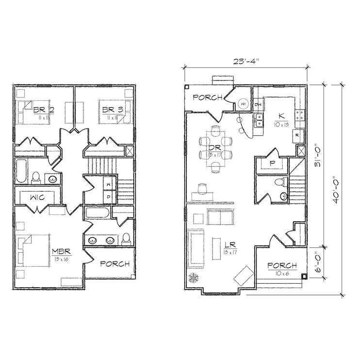 30 best dupex images on pinterest duplex plans 2nd floor and architecture - Good duplex house plans ...