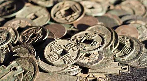 Chinese Coins in Balinese Life