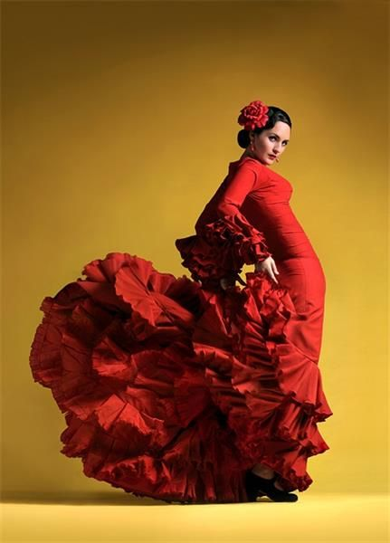 Фото костюмов народного танца испании