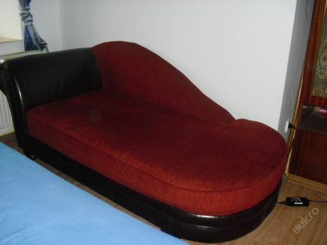 srarožitný styl gauč /otoman