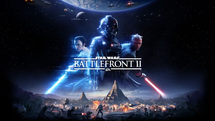 General 5333x3000 Star Wars: Battlefront Star Wars video games Darth Maul Elite Troopers Rey (from Star Wars) Star Wars Battlefront II