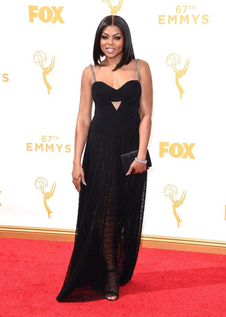 Taraji P. Hensen  aux Emmy Awards 2015