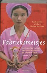 Genoten van Fabrieksmeisjes, indringend portret van twee jonge vrouwen in het moderne China door Leslie T. Chang ****