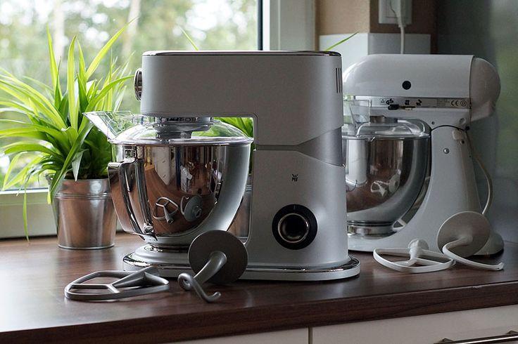 Küchenmaschinen-Battle: WMF gegen Kitchen Aid