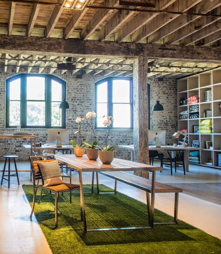 The Design Chaser: Urban Couture | Warehouse conversion + interview