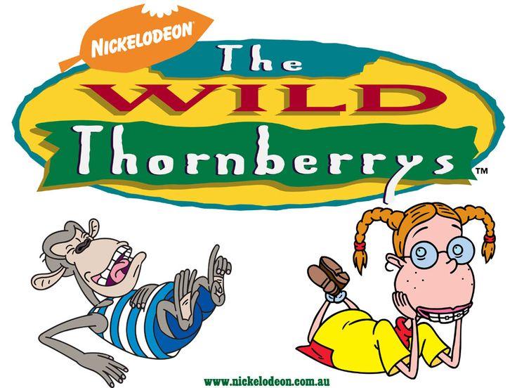 "Nickelodeon's ""The Wild Thornberrys."""
