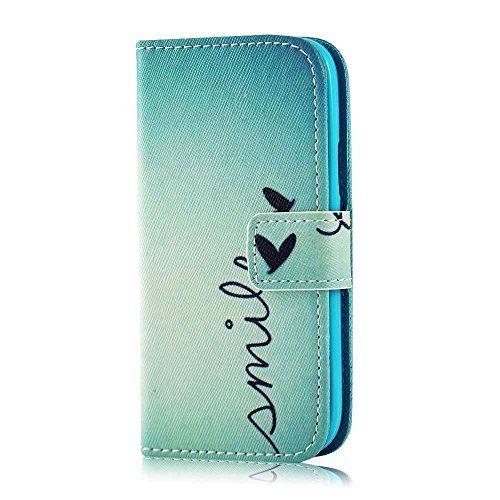 Landee PU Leder Wallet Case Folio Schutzhülle für Samsung Galaxy S4 Mini i9195 / i9190 Tasche Hülle Handytasche Etui Schale Backcover Flip Cover im Bookstyle mit Standfunktion Kredit Kartenfächer (#4), http://www.amazon.de/dp/B00MGW8VYM/ref=cm_sw_r_pi_awdl_H6ltub07KCBEW