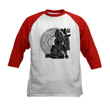 Warrior Spirit Youth Baseball Jersey T-Shirt
