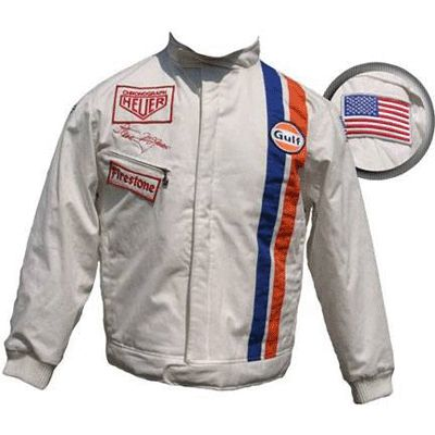 Vintage Steve Mcqueen Lemans Jacket Hard To Find Shop Pinterest Steve Mcqueen Le Mans