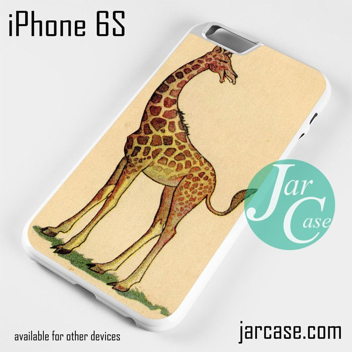 Fancy Giraffe Vintage Phone case for iPhone 6/6S/6 Plus/6S plus
