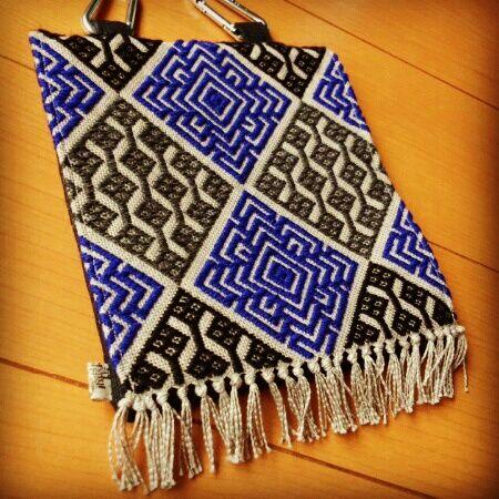 Embroidery bag Kogin