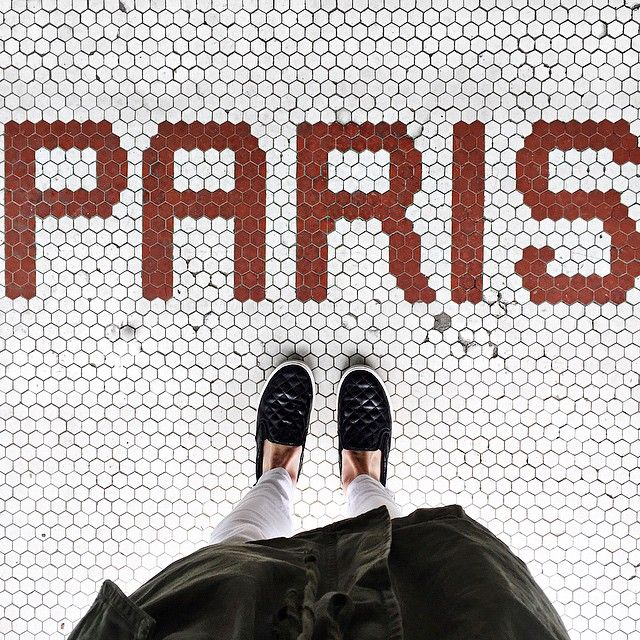 Meet me in Paris.  Photo by Blog Called Jacq